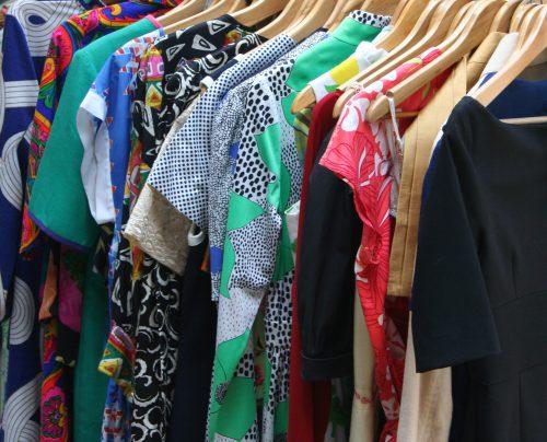 Te veel kleding